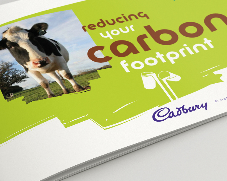 Cadbury booklet